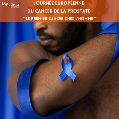 PODCAST 126 - Journée Européenne du Cancer de la Prostate: le premier cancer chez l'homme ! cover