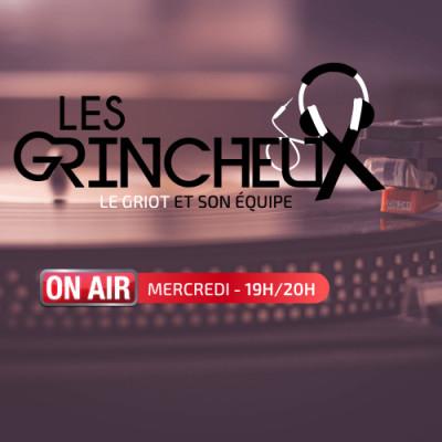 Les Grincheux (Le Griot et son équipe) (08/01/20) cover