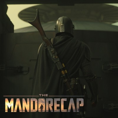 The Mandalorian récap chapitre 13: The jedi cover