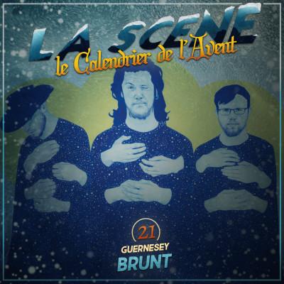 """Le Calendrier de l'Avent de """"La Scène"""" - 21 décembre: Guernesey cover"""
