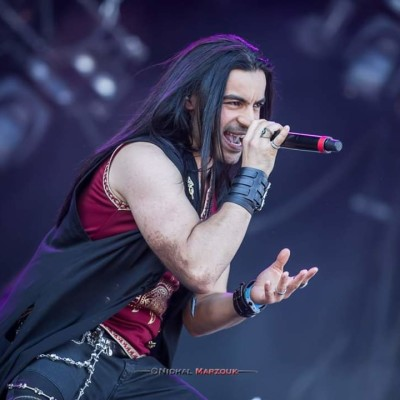 image 213Rock 🎧Podcast🎧 Harrag Melodica Itw with Zaher Zorgati of Myrath 11 11 2019 Free app Vinylestimes