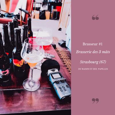 #1 brasseur: La brasserie des 3 mâts (67) cover
