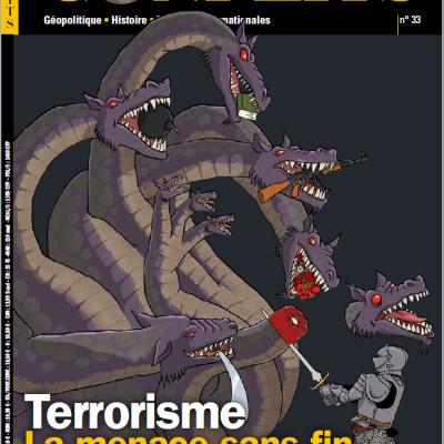 Terrorisme : la menace sans fin. Nouveau dossier de Conflits cover