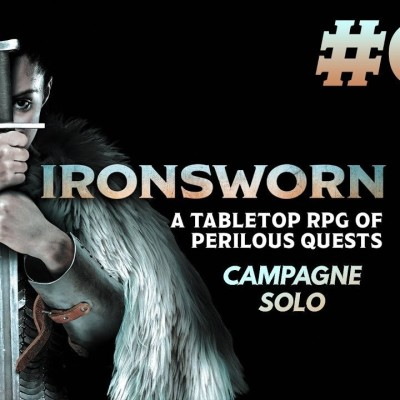 image [FR] JDR SOLO - Ironsworn 🌠 Campagne #6 - Partie 1