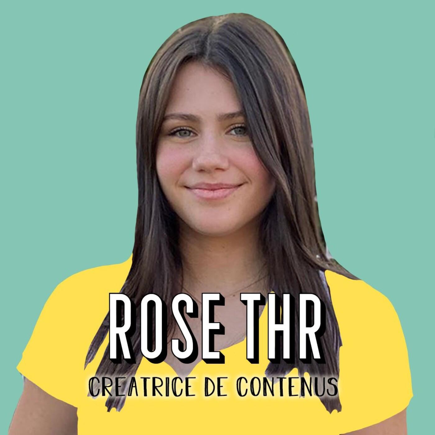 Rose Thr, TikTokeuse la plus suivie de France - Ce qui compte c'est de ne pas avoir de regrets
