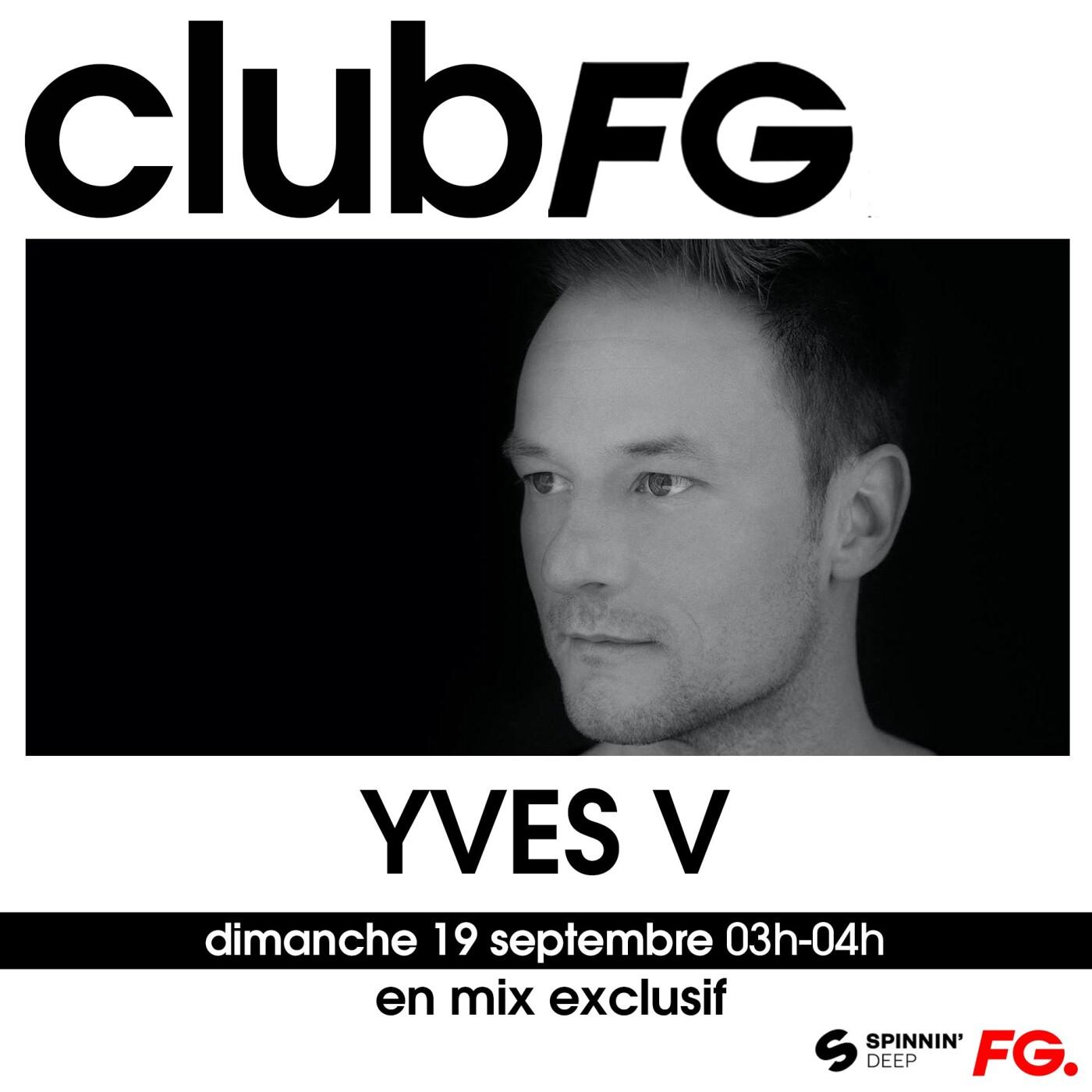 CLUB FG : YVES V