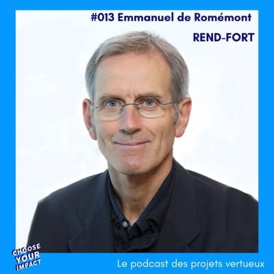 013 Emmanuel de Romémont - REND-FORT ou comment apprendre à mieux gérer les situations de stress cover