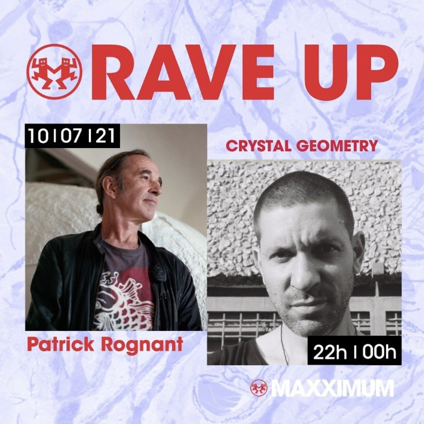 RAVE UP : CRYSTAL GEOMETRY