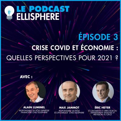 Episode 03 | Crise Covid et économie : quelles perspectives pour 2021 ? cover