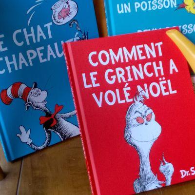 image 21-nov 18 : Les albums de Dr Seuss (redif) / Festival L'éveil d'automne