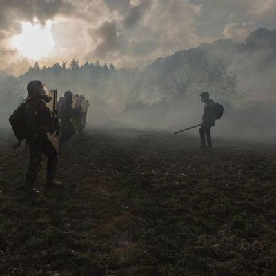 Week-end de mobilisation en soutien à la Zad. cover
