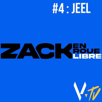 Zack en Roue Libre 4 : Jeel cover