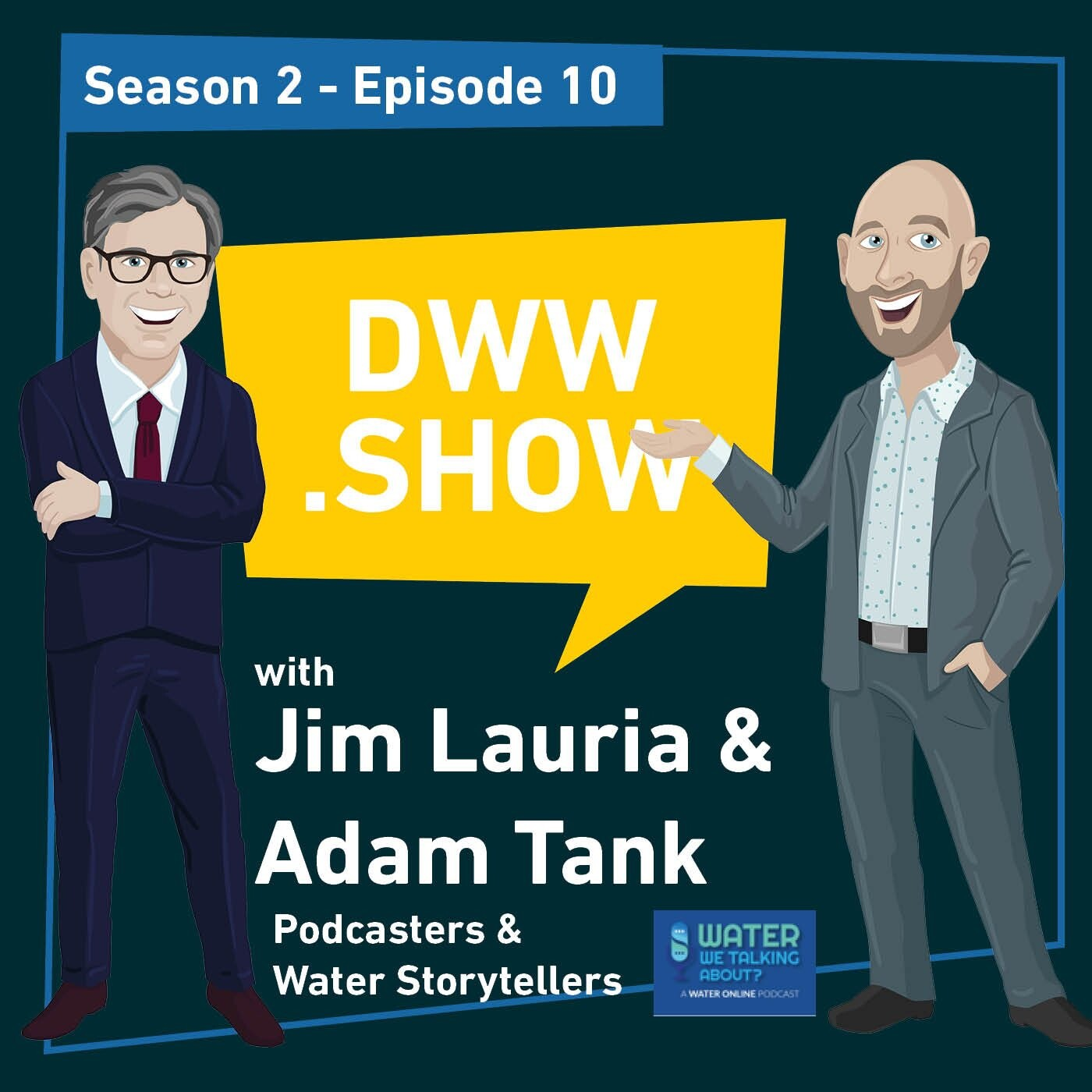 S2E10 - How to Master Kick-Ass Storytelling, Skyrocket your Water Narratives and Boost your Sales?