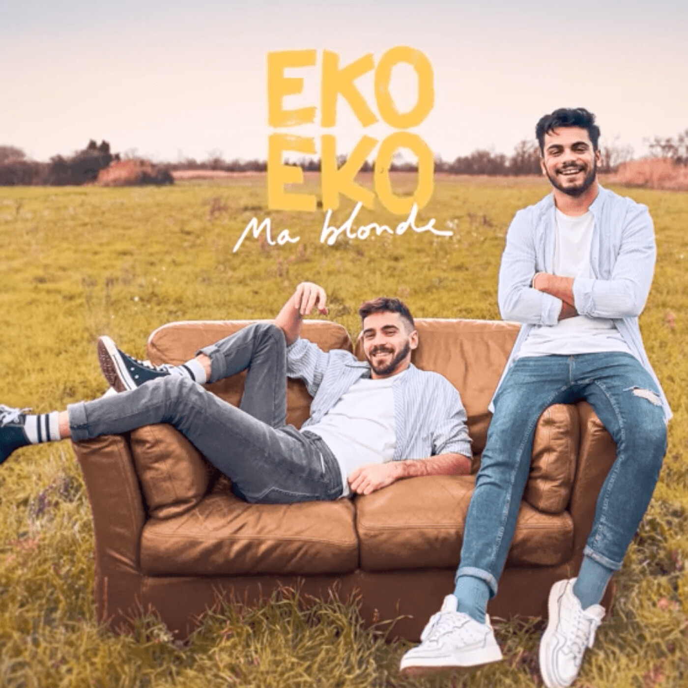 Les jumeaux EKO EKO sont chez Littoral FM !