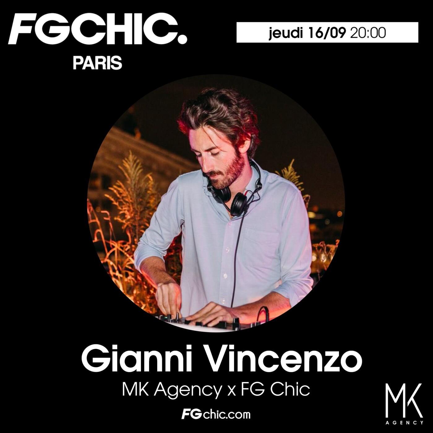 MK AGENCY VS FG CHIC BY GIANNI VINCENZO