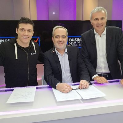 image Business Club de France TV S2019 E2 : Taig Khris - On Off