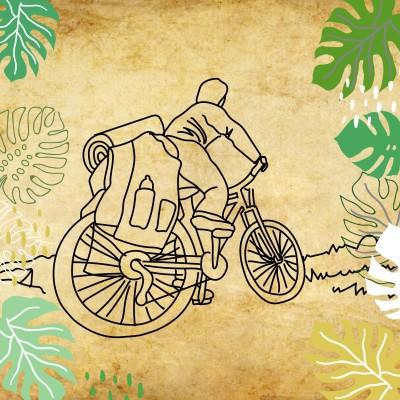 REcyclotour, étape 3: À vélo, le voyage commence en bas de chez soi cover