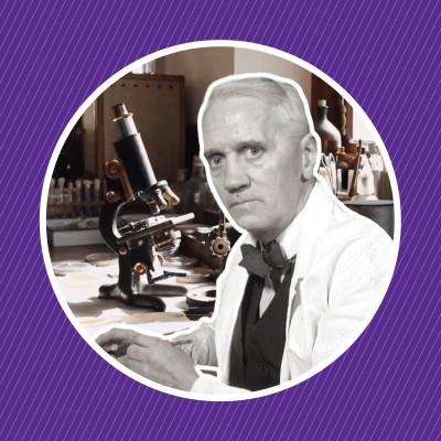 Alexander Fleming, la révolution des antibiotiques cover