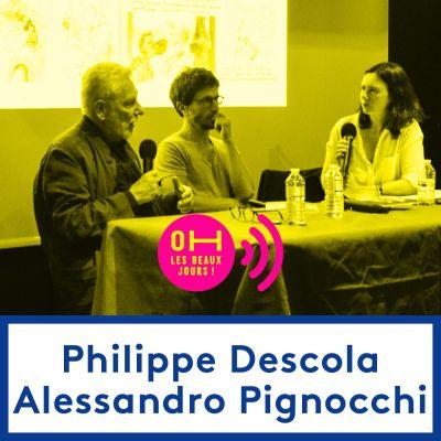 image Philippe Descola et Alessandro Pignocchi — Par-delà nature et culture