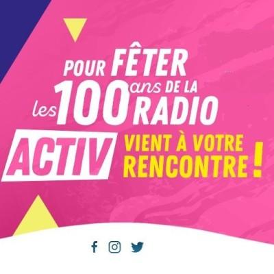 🕔 16:20 🎤 ACTIV PART A LA RENCONTRE DE CEDRIC, AUDITEUR FIDELE A ROANNE cover
