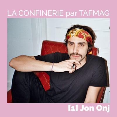 Cover' show La Confinerie par Tafmag #1 - Jon Onj