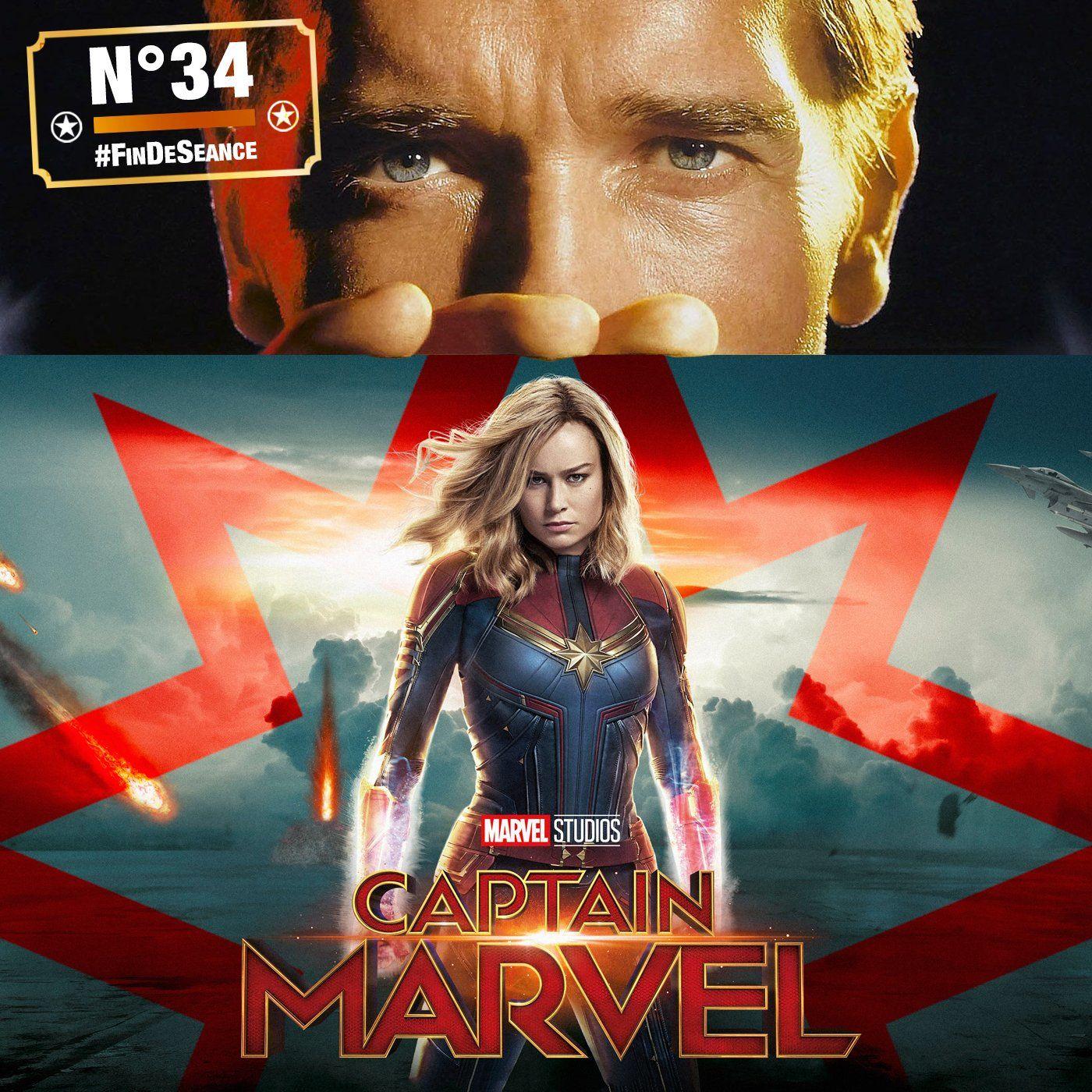 #34 CAPTAIN MARVEL : Space Opérette