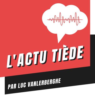 L'Actu Tiède #1 cover