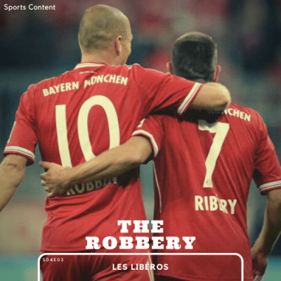The Robbery, les ailes bavaroises ! cover