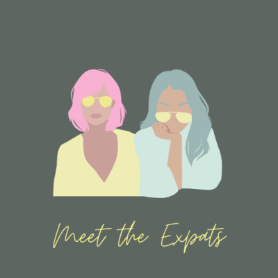Meet the Expats cover
