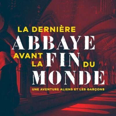 E55 - Hors Série Jeu de Rôle - L'abbaye de la Paix de Dieu 1/2 cover