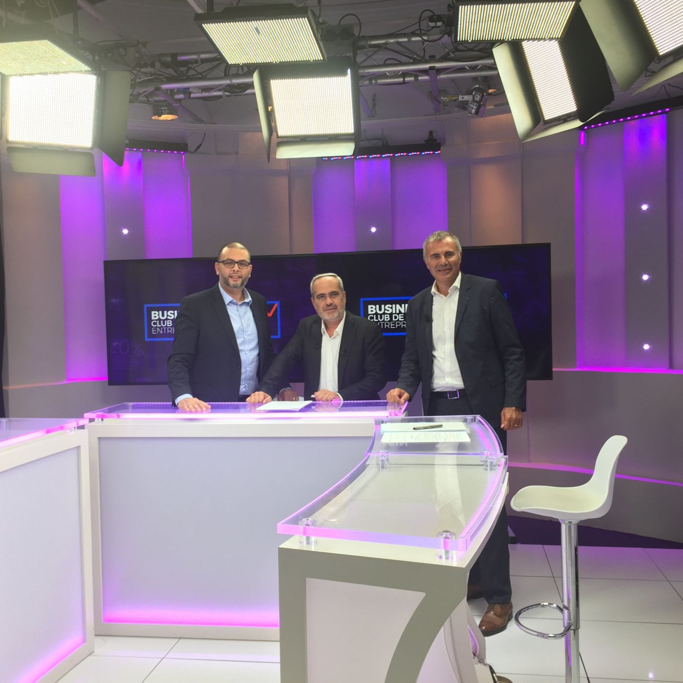 Business Club de France TV S2019 E9 : Aziz Senni - Serial Entrepreneur