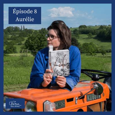 Épisode 8 : Aurélie cover