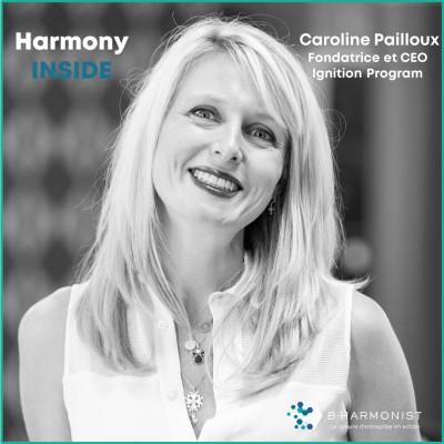"""#44 Caroline Pailloux, Ignition Program : """"Connais et utilise tes forces"""" cover"""