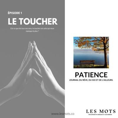 Épisode 1 - Le toucher cover