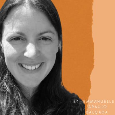 Thumbnail Image #Ep4. C'est quand qu'on va où - Emmanuelle Araujo Calçada - Politiser la question de l'enfance
