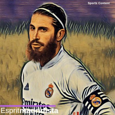 Tourner la page Sergio Ramos au Real... ? cover