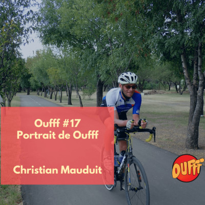 image Oufff #17-  Portrait de Oufff - Christian Mauduit