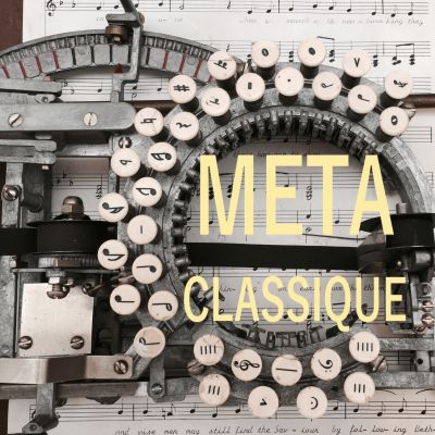 METACLASSIQUE cover
