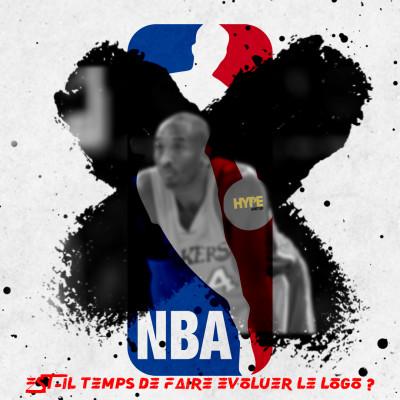 Kobe BRYANT, nouveau logo de la NBA : bonne ou mauvaise idée ? cover