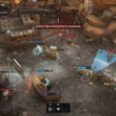 La belle surprise Gears Tactics