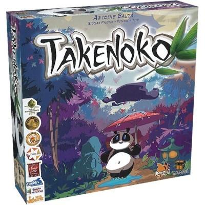 [EP.14] TAKENOKO - La brique de janvier de l'Amusoir cover