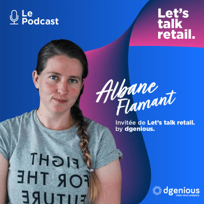 #4 - Albane Flamant, Utilisez le Social Listening pour connaitre votre marque ! cover