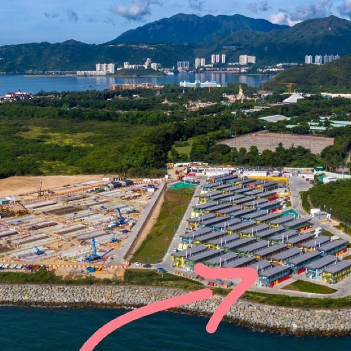 Justine témoigne depuis le camp des cas contacts de Penny Bay à Hong-Kong - 13 09 2021 - StereoChic Radio