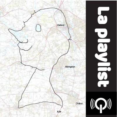 Géo-artistes et dessin par GPS cover