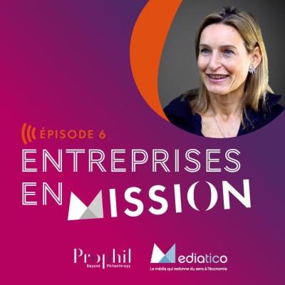 Isabelle Lescanne, Nutriset : « Nous sommes une entreprise contributive » cover