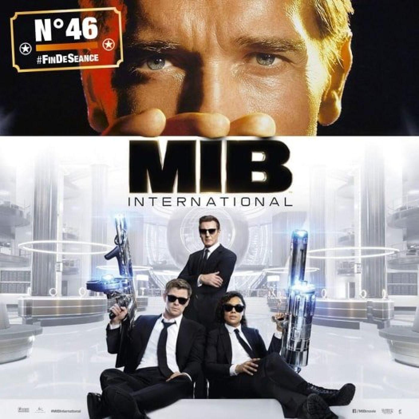 #46 MIB INTERNATIONAL : Flashouille la Fripouille !
