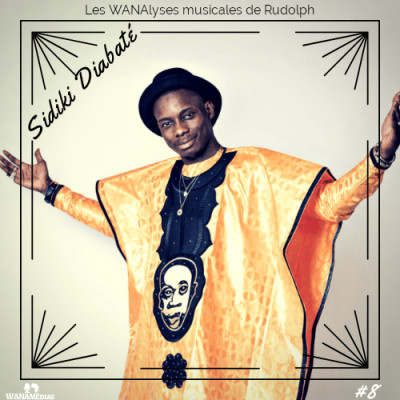 Sidiki Diabaté : le griot des temps modernes cover
