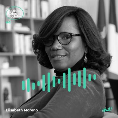 Episode 4 - Elisabeth Moreno : « Je suis favorable aux quotas » cover