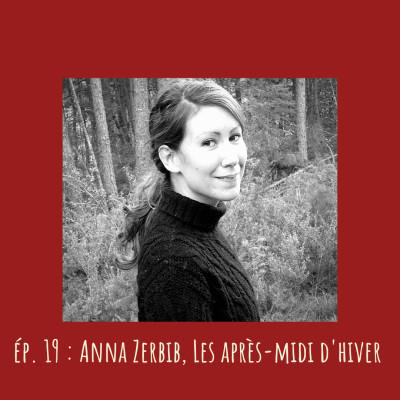 # 19 - Anna Zerbib, Les après-midi d'hiver cover