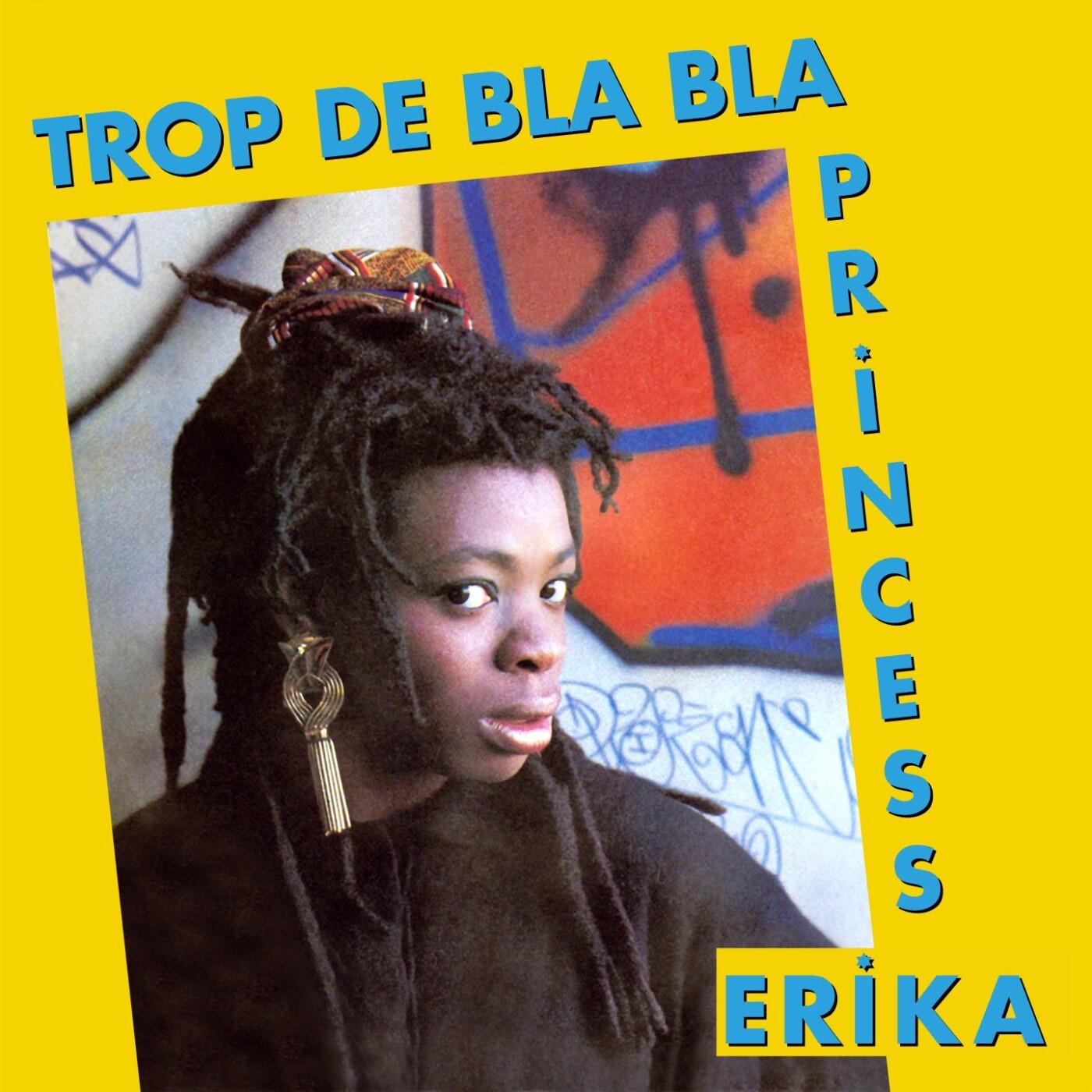 Artiste du jour : Princess Erika nous (re)présente Trop de Blabla - 11 06 2021 - StereoChic Radio